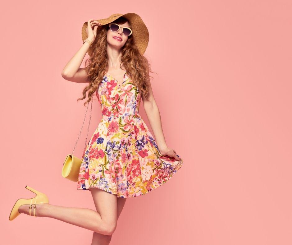 Sukienka na lato - wygoda i styl